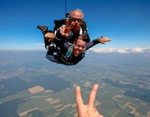 parachutisme dole