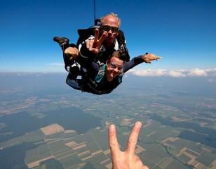 saut en parachute chalon sur saone