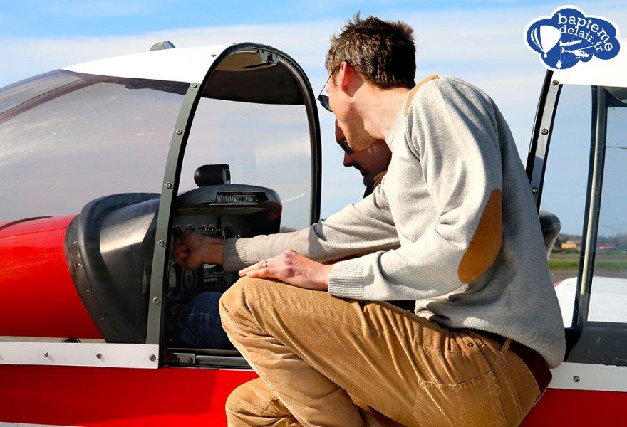 mini stage en ecole de formation avion au touquet. Black Bedroom Furniture Sets. Home Design Ideas